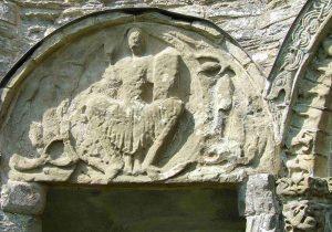 Shobdon Arches detail